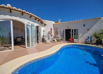 Thumbnail 4 bed villa for sale in Benitachell (Inc Cumbre), Alicante, Costa Blanca. Spain