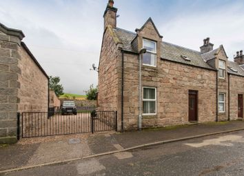 Thumbnail 4 bed semi-detached house for sale in The Square, Rhynie, Aberdeenshire