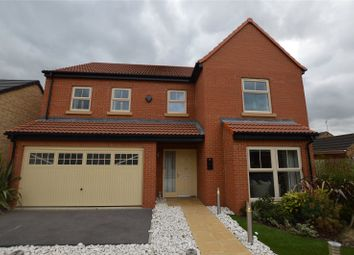 Thumbnail 5 bed detached house for sale in The Valencia @ Panache, Sherburn In Elmet, Leeds