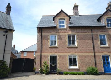 Thumbnail 4 bed semi-detached house for sale in Headland Warren, Poundbury, Dorchester