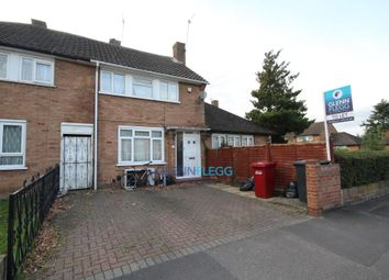 Thumbnail 3 bedroom semi-detached house to rent in Swabey Road, Langley, Slough