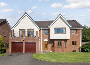 Thumbnail 4 bed detached house for sale in Caskie Drive, Skelmorlie, North Ayrshire