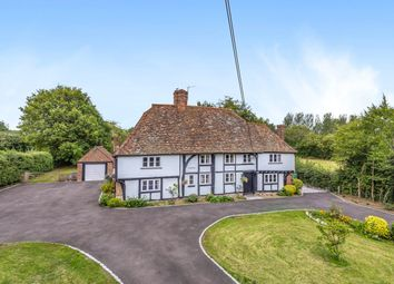 Chartway Street, East Sutton, Maidstone ME17. 5 bed detached house