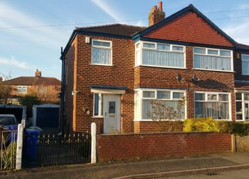 Thumbnail 3 bed semi-detached house for sale in Sutcliffe Avenue, Longsight, Manchester