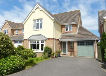 Thumbnail 4 bed detached house to rent in Bos Noweth, Probus, Truro