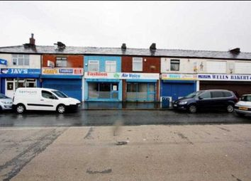 Thumbnail Commercial property for sale in Oldham Road, Rochdale