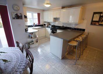 Thumbnail Town house to rent in Mulready Walk, Hemel Hempstead