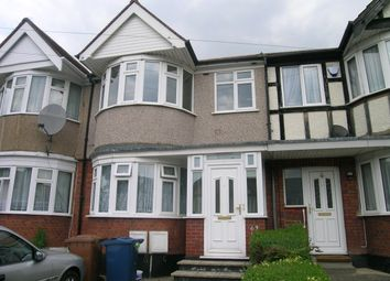 Thumbnail 1 bed flat to rent in Oxleay Road, Rayners Lane, Harrow