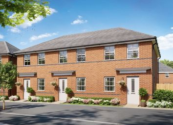 """Thumbnail 2 bedroom terraced house for sale in """"Denford"""" at Birdhaven Close, Banbury Road, Lighthorne, Warwick"""
