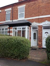 Thumbnail 2 bed terraced house to rent in Yew Tree Road, Sutton Coldfield