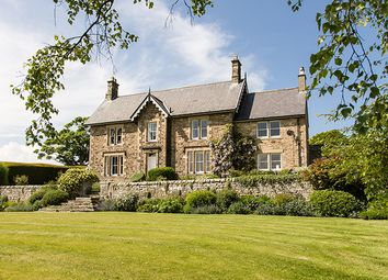 Thumbnail 6 bed detached house for sale in Shawwell House, Stagshaw Road, Corbridge, Northumberland