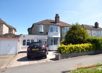 Thumbnail 3 bed semi-detached house for sale in Walsall Road, Birmingham