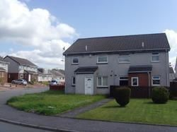 Thumbnail 1 bed property to rent in Moss Road, Cambusnethan