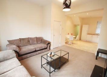 Thumbnail 3 bed flat to rent in Meldon Terrace, Heaton, Newcastle Upon Tyne, Tyne And Wear