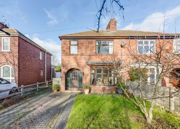 Thumbnail 4 bedroom semi-detached house for sale in Mansfield Road, Worksop