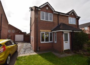 Thumbnail 2 bedroom semi-detached house to rent in Martingale Drive, Leeds