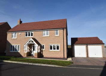4 bed detached house for sale in Doble Crescent, Hathern, Loughborough LE12