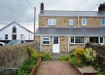 Thumbnail 2 bed terraced house for sale in Front Street, Langley Park, Durham