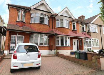 Thumbnail 3 bed end terrace house for sale in Waverley Avenue, London