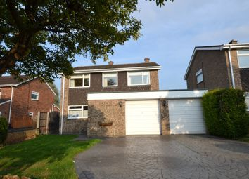 Thumbnail 4 bed detached house to rent in Manor Close, Great Staughton, St. Neots