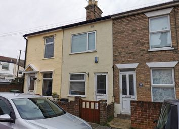 Thumbnail 3 bed terraced house to rent in Edinburgh Road, Lowestoft