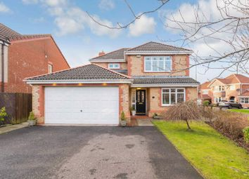 Thumbnail 4 bed detached house for sale in 122 Dover Park, Dunfermline