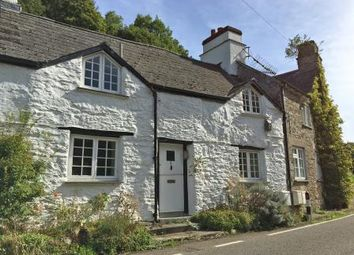 Thumbnail 2 bed terraced house for sale in 3 Council Cottages, Sandplace, Looe, Cornwall