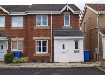 Thumbnail 3 bed property for sale in Allonby Mews, Shankhouse, Cramlington