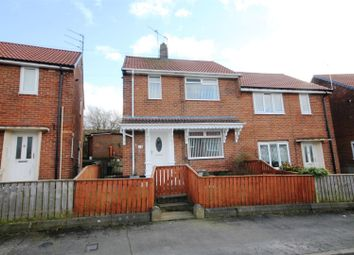 Thumbnail 2 bed semi-detached house for sale in Blencathra Crescent, Crook