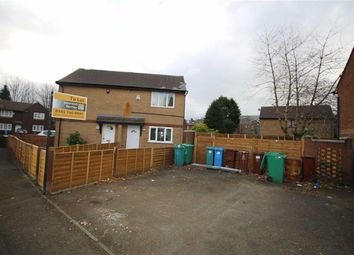 Thumbnail 1 bed semi-detached house to rent in Abercarn Close, Manchester