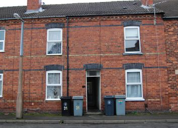 Thumbnail 2 bed terraced house to rent in Cecil Street, Grantham
