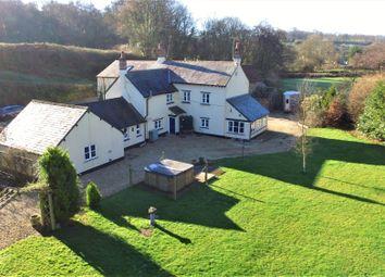 Thumbnail 5 bedroom farmhouse for sale in Littleham, Bideford