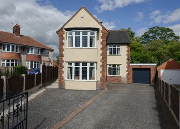 Thumbnail 3 bed detached house for sale in Mansfeldt Crescent, Chesterfield