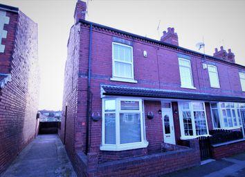 Thumbnail 2 bedroom terraced house for sale in Devonshire Street, Worksop