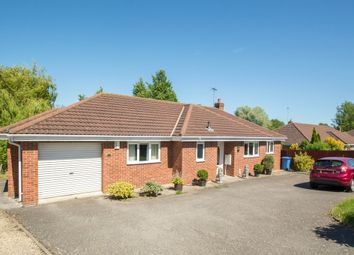 Thumbnail 3 bedroom detached bungalow to rent in Horace Eves Close, Withersfield Road, Haverhill