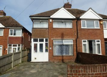 Thumbnail 1 bed semi-detached house for sale in Nash Court Gardens, Margate