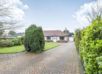 Thumbnail 3 bedroom bungalow for sale in Green Drive, Lostock Hall, Preston