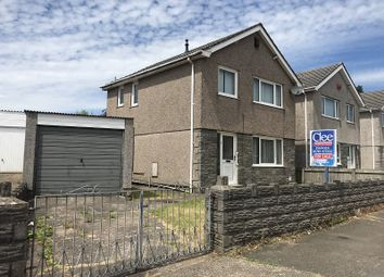 Thumbnail 3 bedroom detached house to rent in Penllwynmarch Road, Gendros, Swansea, City And County Of Swansea.
