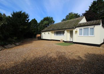 Thumbnail 4 bedroom detached bungalow for sale in Oaks Drive, Swaffham