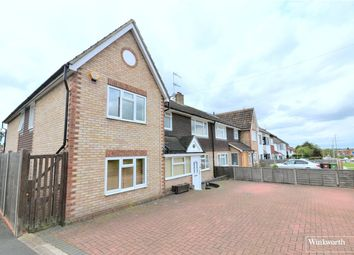 Thumbnail 5 bed semi-detached house for sale in Furzehill Road, Borehamwood, Hertfordshire