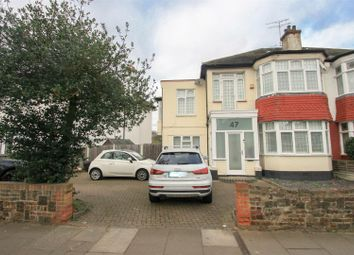Thumbnail 4 bed semi-detached house for sale in The Ridgeway, Westcliff-On-Sea