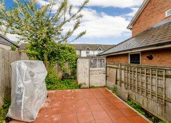 Thumbnail 2 bed terraced house for sale in Jasmine Close, Ilford