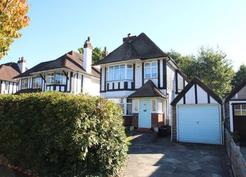 Thumbnail 3 bed detached house for sale in Kingsway, Petts Wood