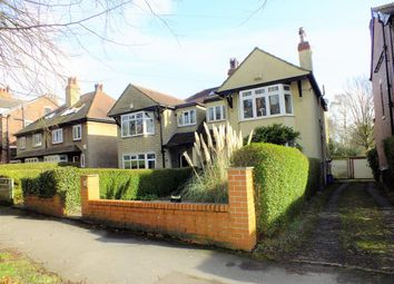Thumbnail 4 bed semi-detached house for sale in Shaftesbury Avenue, Roundhay, Leeds