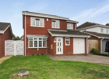 4 bed detached house for sale in Shearwater Drive, Bicester OX26