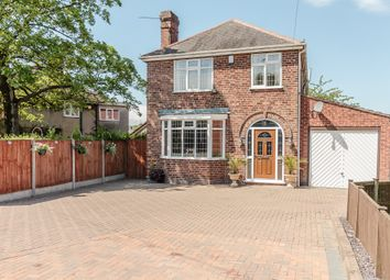 Thumbnail 4 bed detached house for sale in Alfreton Road, Nottingham