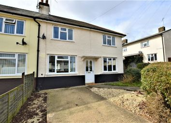 Thumbnail 3 bed semi-detached house for sale in Melbourne Road, Stamford