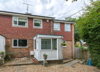 Thumbnail 4 bed semi-detached house for sale in Newick Drive, Newick, Lewes