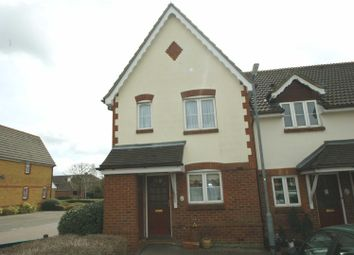 Thumbnail 3 bedroom end terrace house to rent in Chalkdell Hill, Adeyfield, Hemel Hempstead