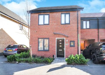 Thumbnail 3 bed link-detached house for sale in Stokesay Close, Chelmsley Wood, Birmingham
